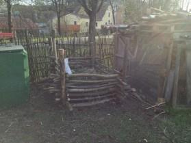 ein Kompost !