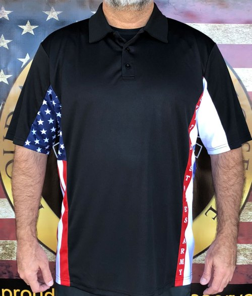 Army Patriot Polo Shirt