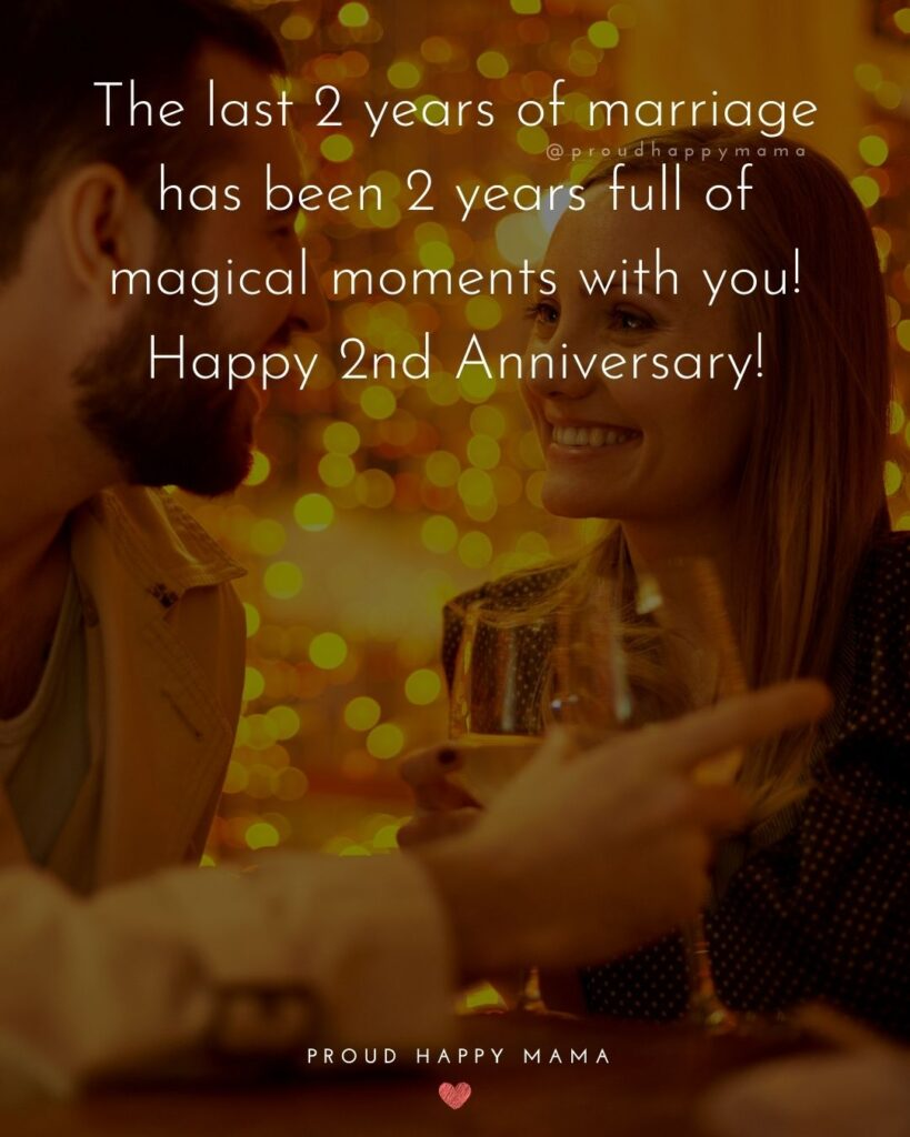 2nd Wedding Anniversary Wishes For Husband : wedding, anniversary, wishes, husband, Wedding, Anniversary, Wishes, Husband, [With, Images]