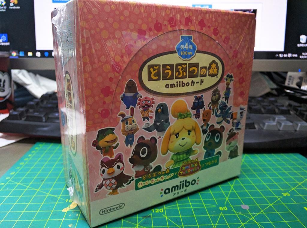 動物之森 – Amiibo Card 第四彈