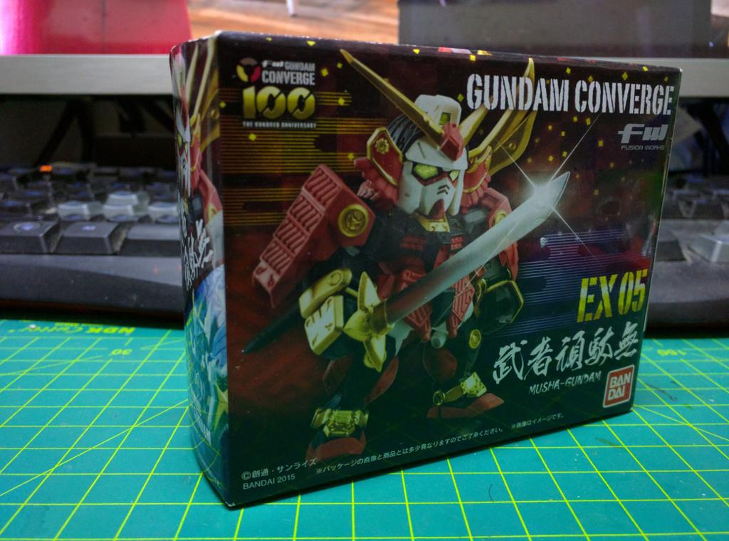 FW Gundam Converge EX 05 – 武者頑駄無