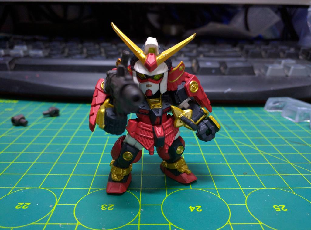 FW Gundam Converge EX 05 - 武者頑駄無