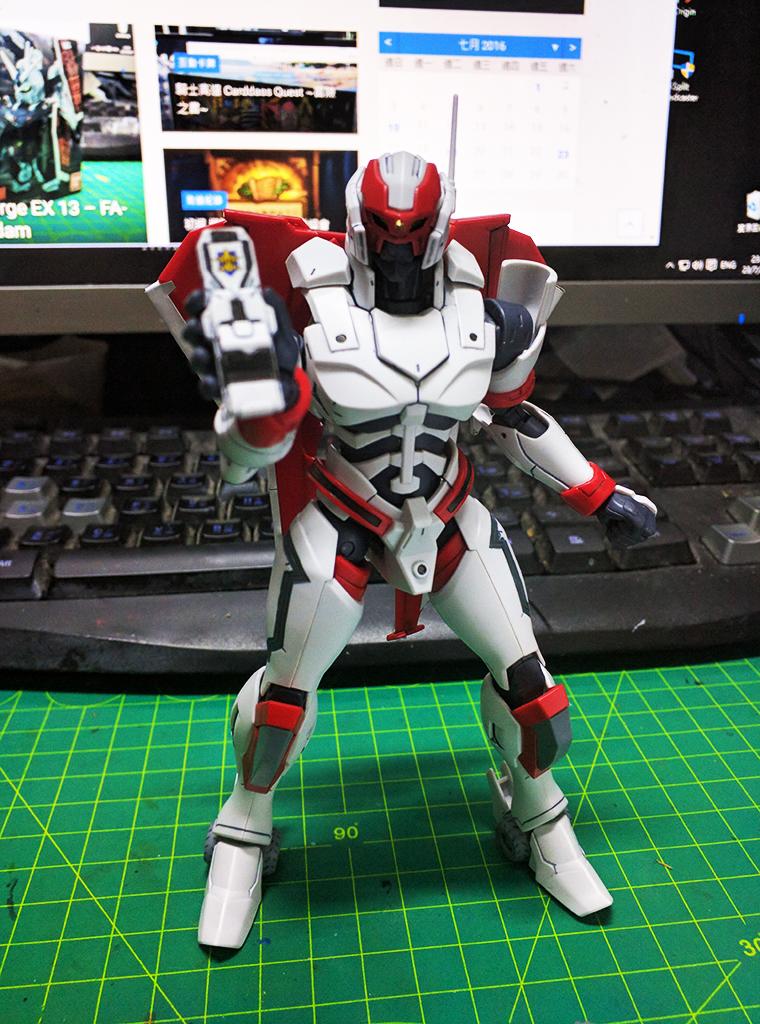 FrS Strike Interceptor【-Active Raid- 機動強襲室第八系】