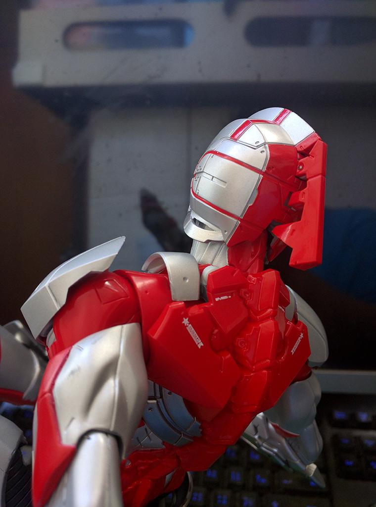 限值練 12' Hero's Meister Ultraman