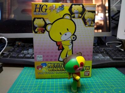 HG Petit'gguy 小熊霸【春晚吉猴配色】