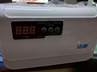 超聲波清洗機 潔康CE-6200A