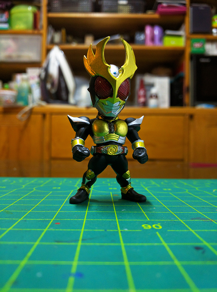 Converge Kamen Rider PB04 - Agito之醒覺