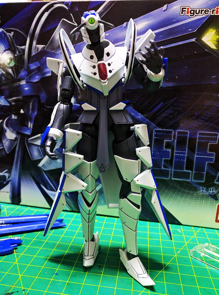 Active Raid機動強襲室第八系 Elf【Figure-rise Standard】