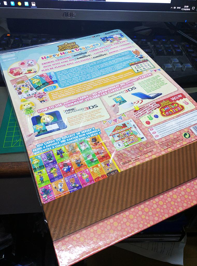 動物之森 - Amiibo Collector Album【第四彈專用】