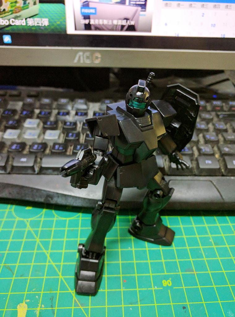 HGUC RGM-79 GM (Ecopla再生材料)【靜岡限定】