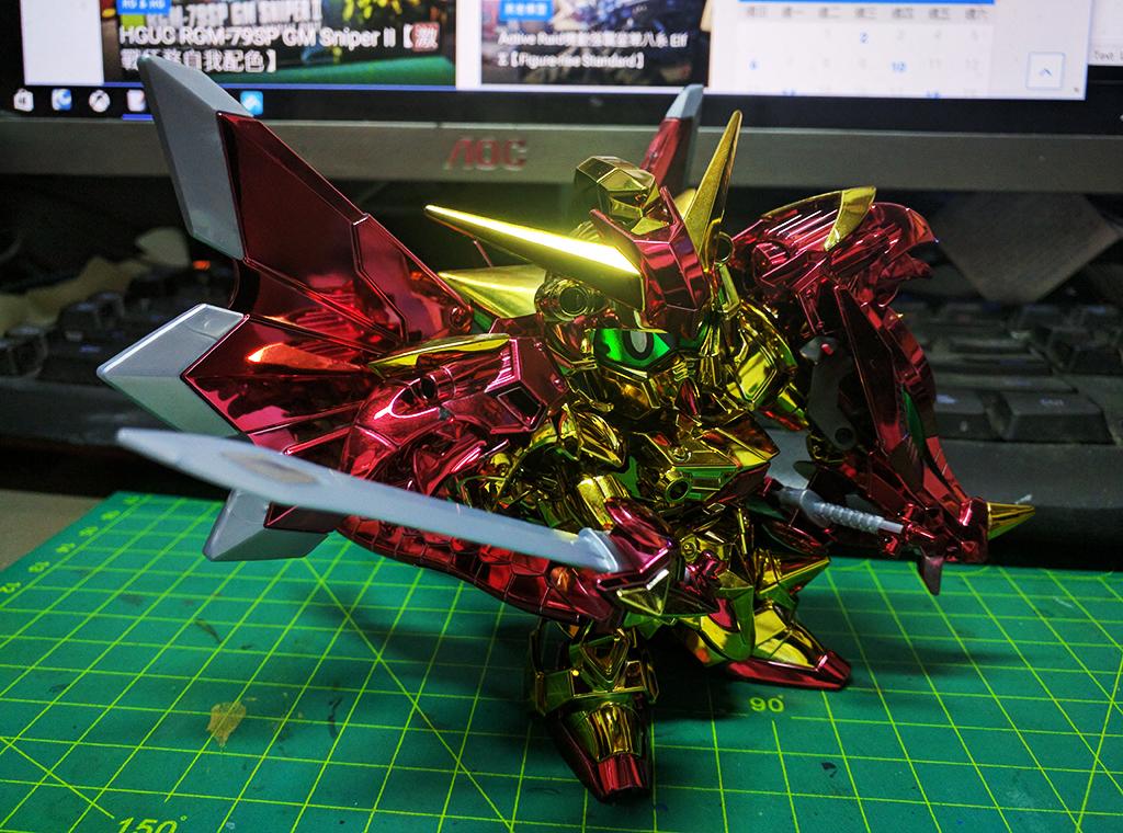 Legend BB 騎士超越之龍 - 超金屬Ver.