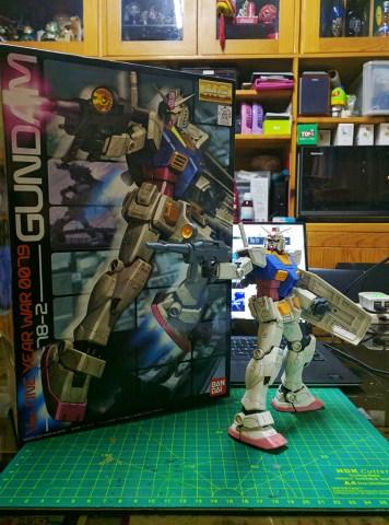 [Project-78] MG RX-78-2 Gundam ver. O.Y.W.【遊戲成色】