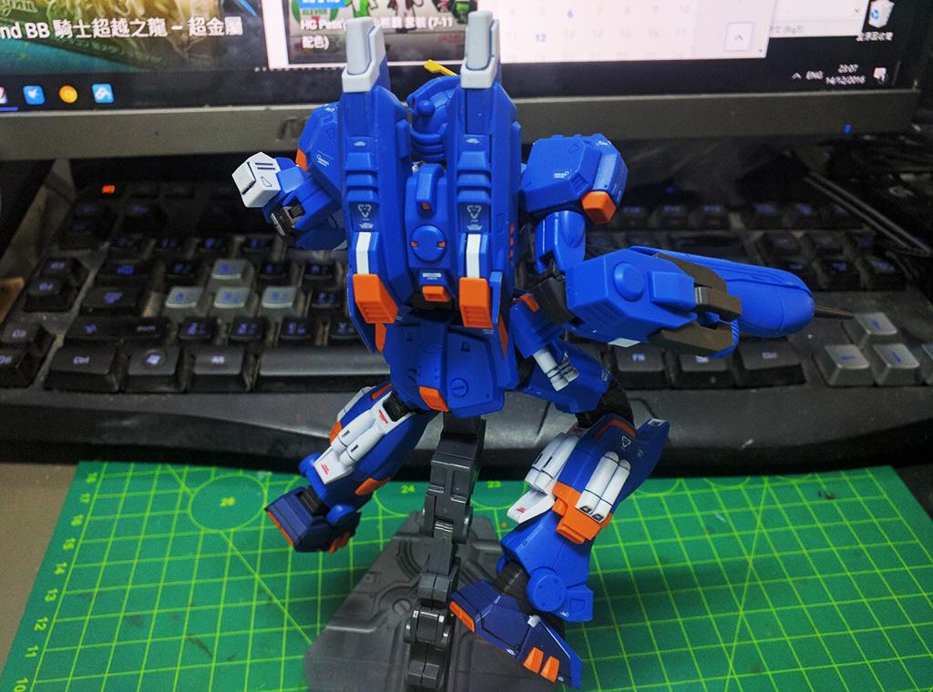 HGGTO RAG-79-G1 Gundam Marine Type [Gundriver]