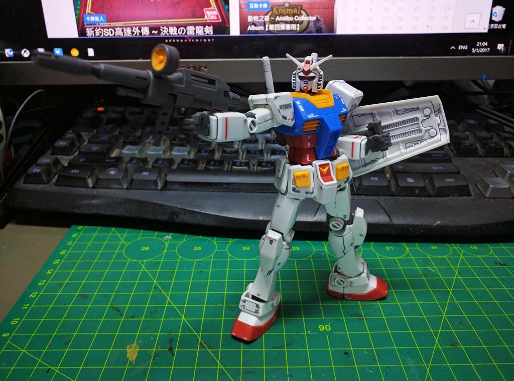 HGUC RX-78-2 Gundam ver. GFT Revive【台場限定】