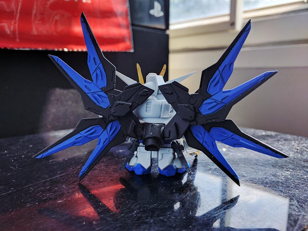FW SD Gundam Neo 第二彈