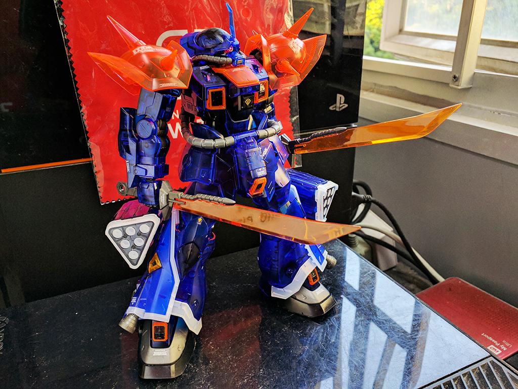 RE MS-08TX[EXAM] Efreet Custom 彩透【活動限定】