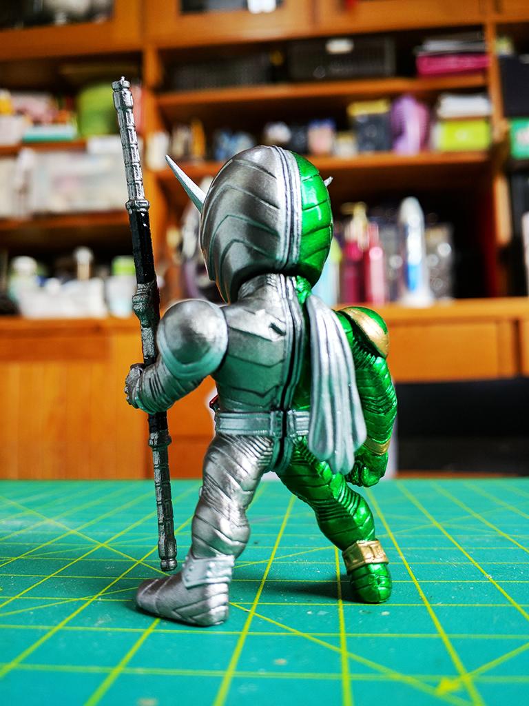Converge Kamen Rider PB02 & 03 - W Max Edition & FFR W