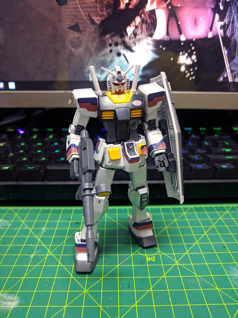 HGUC RX-78-2 Gundam ver. T.M.D.C.