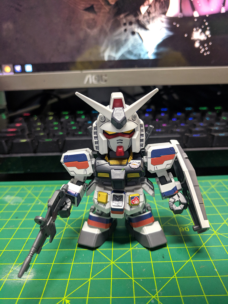 SD-EX RX-78-2 Gundam ver. T.M.D.C.