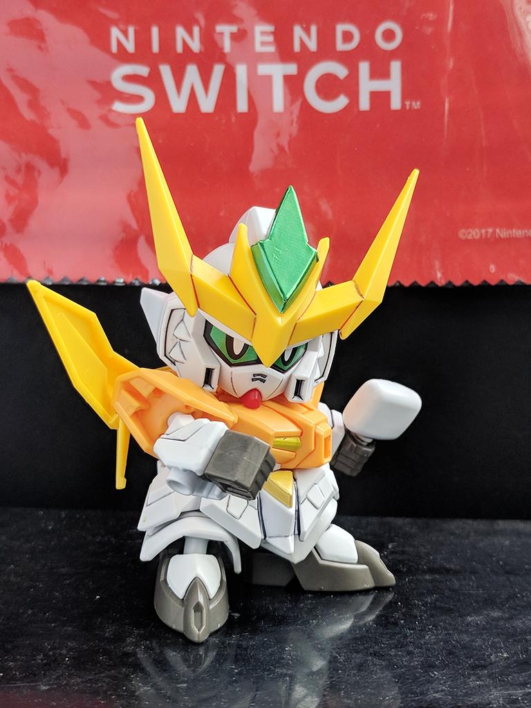 Minipla Shock Gundam