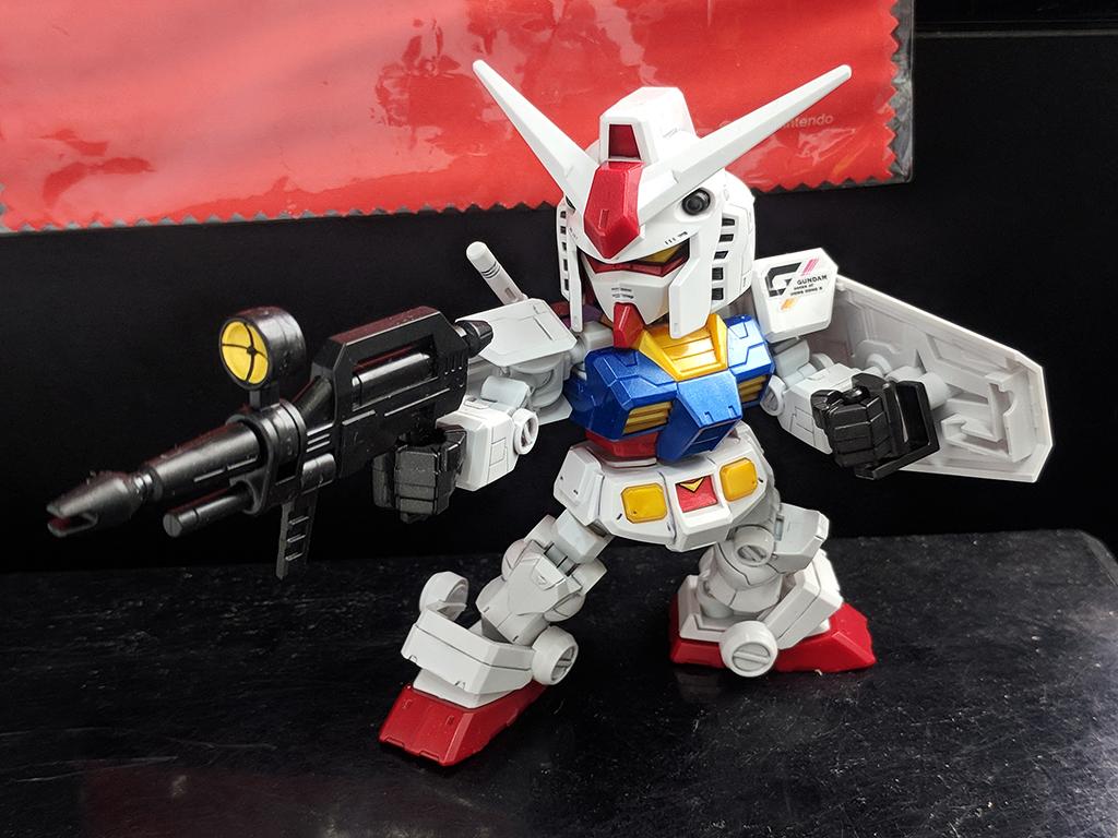 SDCS RX-78-2 Gundam【GDHK III限定】