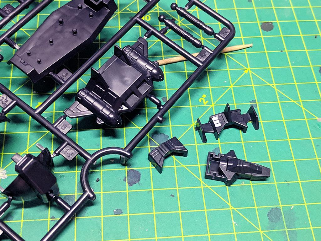 SD G Generation RX-78-2 Gundam (Ecopla再生材料)