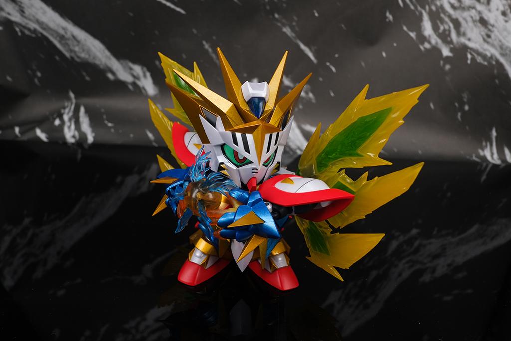 SDX 太陽騎士 God Gundam【魂店限定】