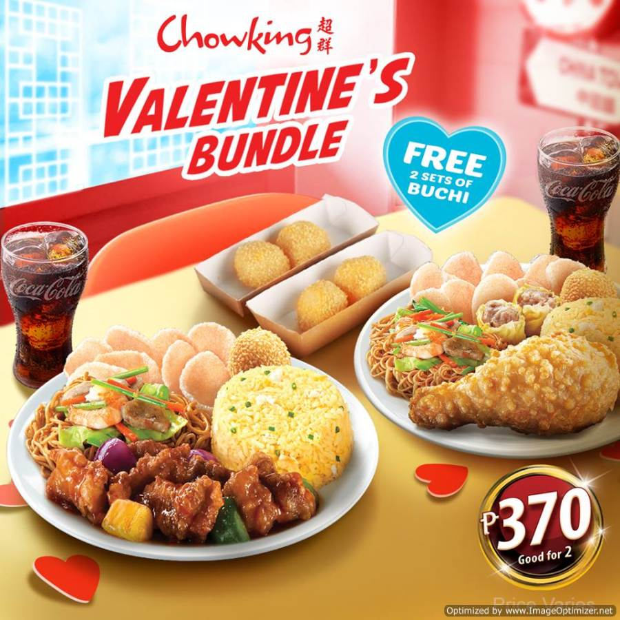 Valentines Day 2018 All About Cheap Eats From Top Fast