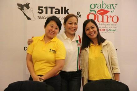 51Talk and Gabay Guro MOA