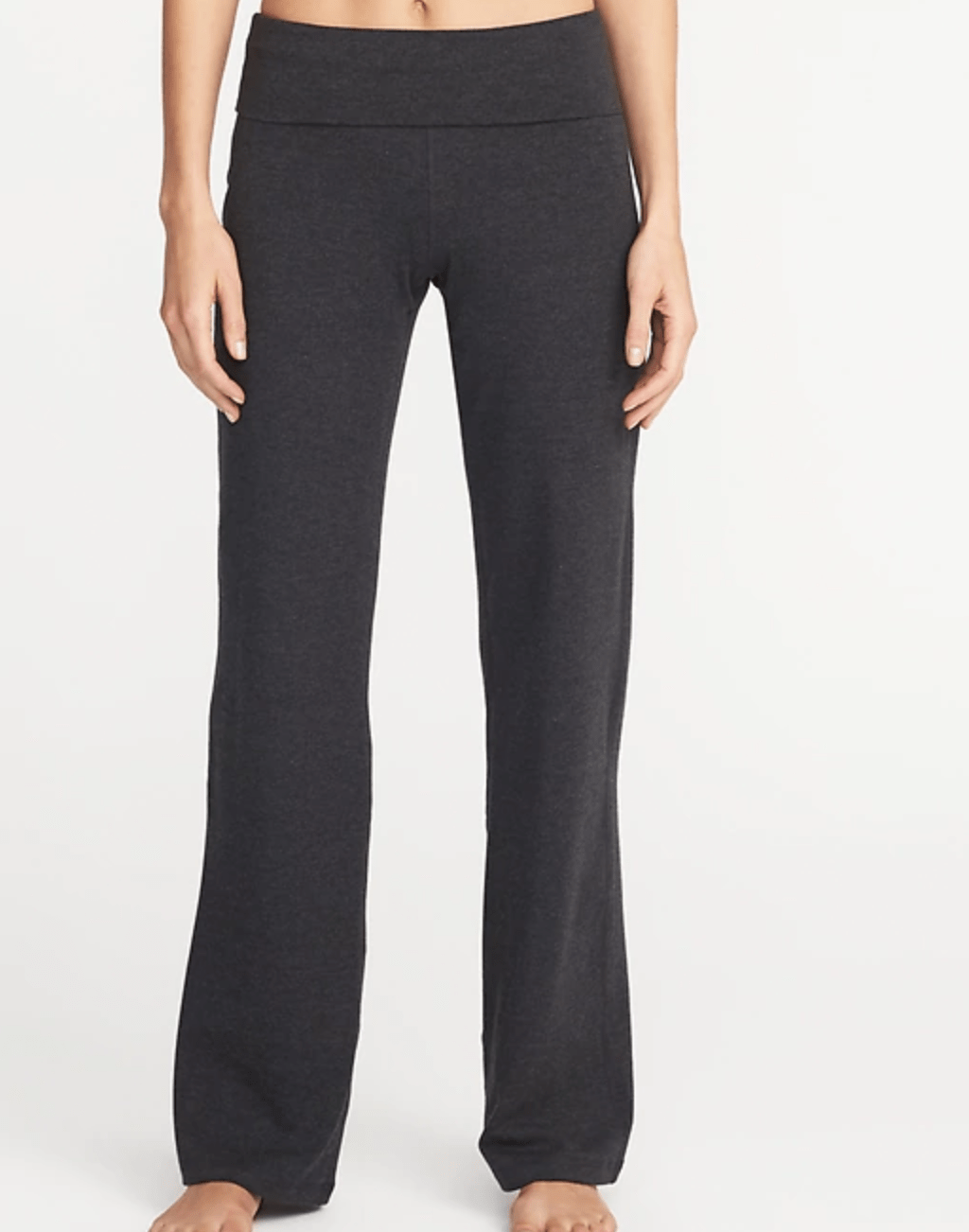 9f11f263e5ee6 Mid-Rise Wide-Leg Roll-Over Yoga Pants for Women by Old Navy - Proud ...