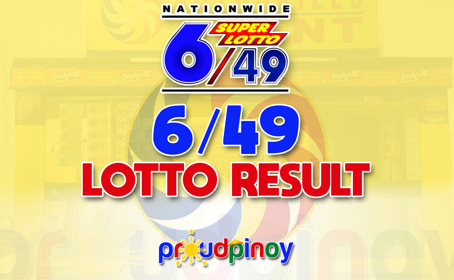6/49 Lotto Result Today September 28, 2021 - 6/49 Lotto Result