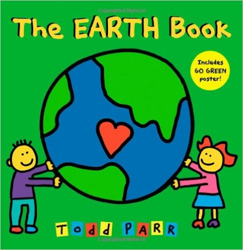 earth day ideas: books - The Earth Book