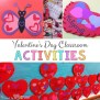 Valentine S Day Activities For Elementary School Proud