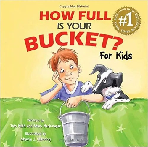 classroom management ideas how full is your bucket