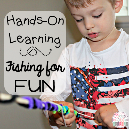 Hands-On Learning: Fishing for Fun
