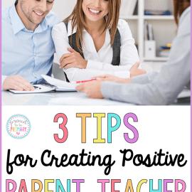 parent communication and parent teacher relationships PIN