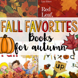 favorite children's books about fall