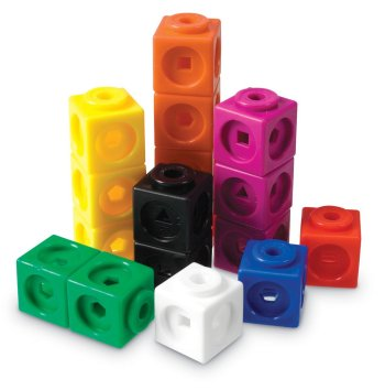 math manipulatives every classroom needs - snap cubes
