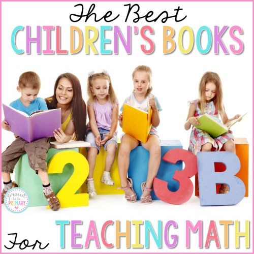 children's books for teaching math