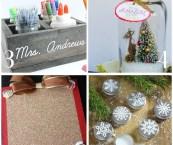 diy christmas gifts for teachers