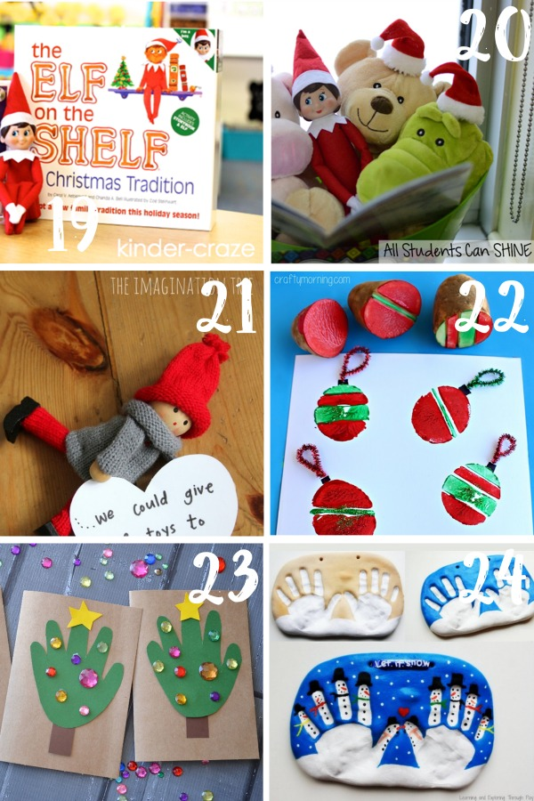 Christmas Gift Ideas From Children