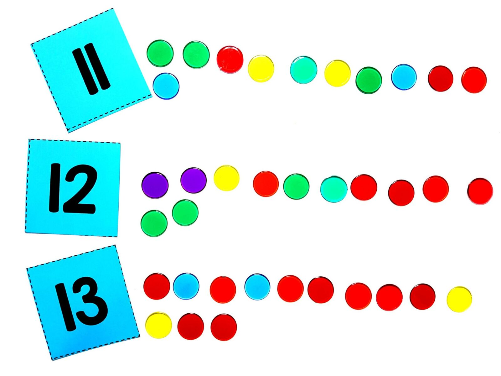 Building Number Sense To 20 Lessons And Activities For