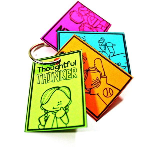 reward for kids - brag tags for student rewards