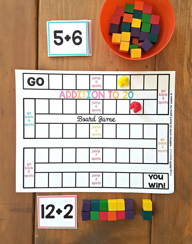 Addition and Subtraction Activities for Kids: FUNdamental Methods – Proud  to be Primary [ 1000 x 788 Pixel ]