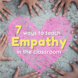Lessons and Strategies for Teaching Empathy in the K-3 Classroom