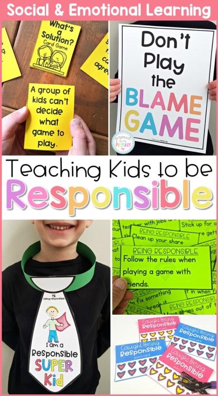 responsibility curriculum