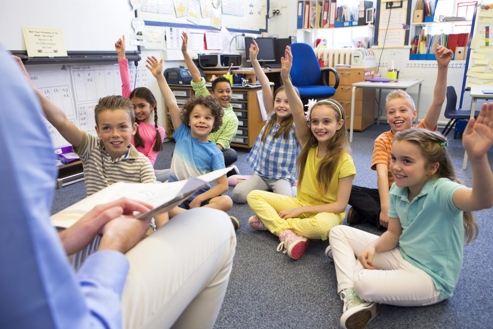 classroom management examples: keep kids engaged