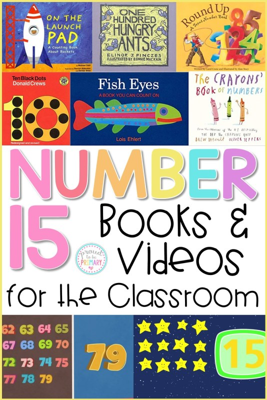 teaching numbers with books and videos for kids