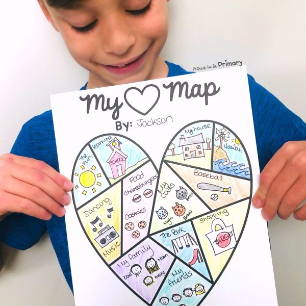wrinkled heart activity for kids - social emotional learning curriculum