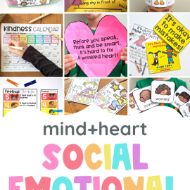 Mind+Heart for K-5: The One Social-Emotional Learning Curriculum You Need!